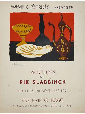 Rik Slabbinck-poster