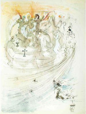 Sanctificetur Nomen Tuum by Salvador Dalí - Surrealist Artwork