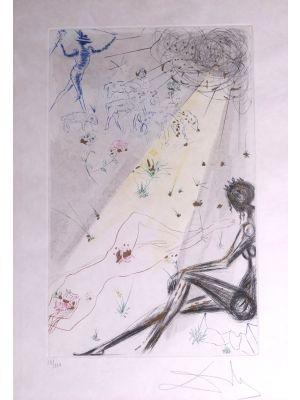 The Shepherd by Salvador Dalì - Contemporary Artwork