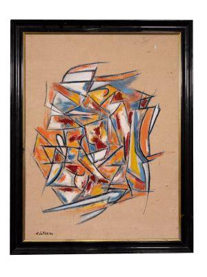 Lines by Giorgio Lo Fermo -  Contemporary Artwork