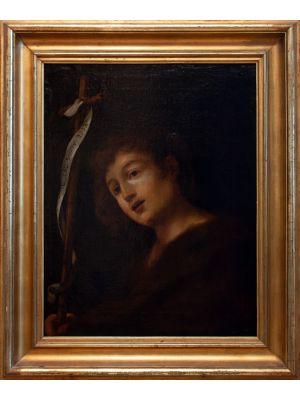 St. John Baptist - Modern Artwork
