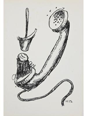 Life by Man Ray - Contemporary Artwork