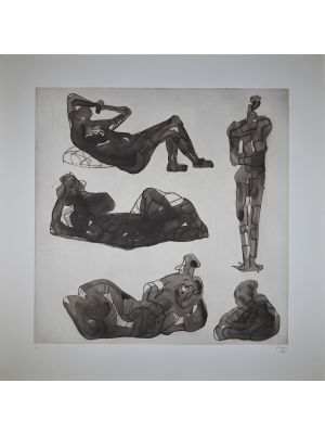 Five sculptural ideas by Henry Moore - Contemporary Artworks