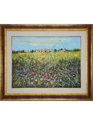 Wildflower by Luciano Sacco - Contemporary Artwork