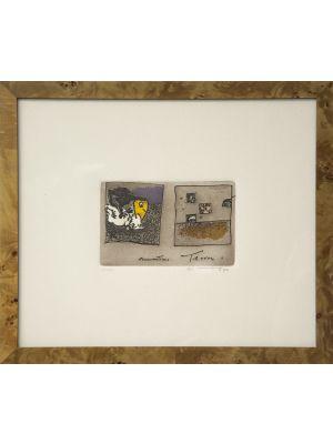 Oscurantismo by Josè Ortega - Contemporary Artwork