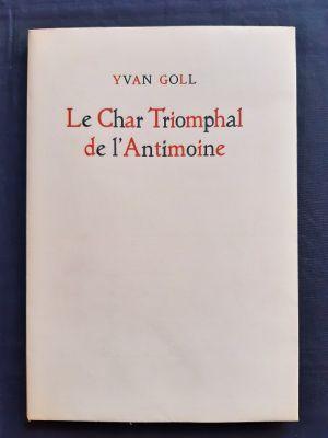 Le Char Triomphal de l'Antimoine by Victor Brauner - Rare Books