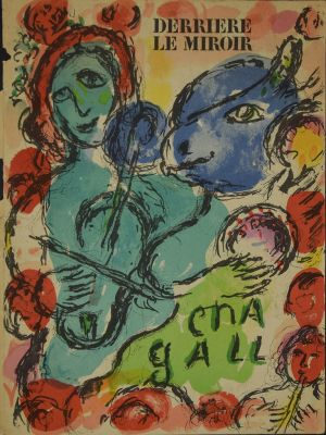 The Viola by Marc Chagall