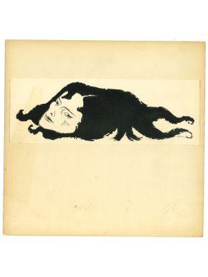 """Erinyes"" by  Adolf Hallman - Modern Artwork"