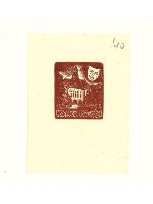 Ex Libris Konel Istvan - Contemporary Artwork