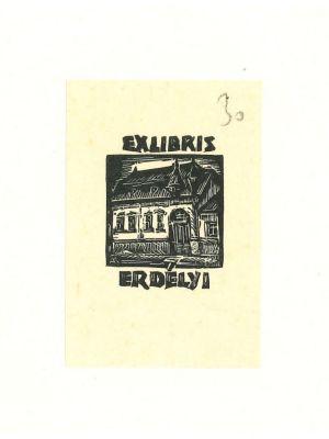 Ex Libris Er Delyi - Contemporary Artwork