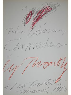 Twombly Exhibition – Cy Twombly - Contemporary Art