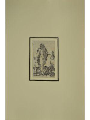 Marcantonio Raimondi, davide Vincitore di Golia - Artwork