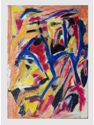 Abstract Colors by Giorgio Lo Fermo - Contemporary Artwork