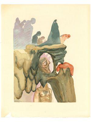 The Liars by Salvador Dalì