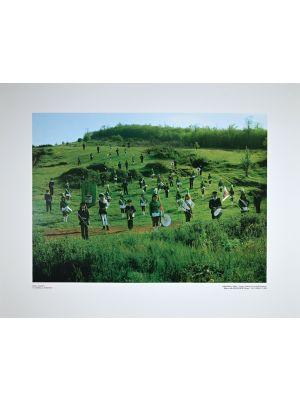 I Castelli Romani by Neal Slavin -Contemporary  Artwork