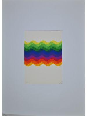 Untitled by Julio Le Parc - Contemporary Artwork