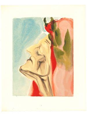 Dante in Doubt by Salvador Dalì - Contemporary Art