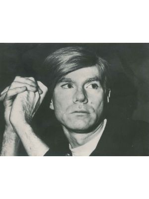 Andy Warhol - Vintage Photo