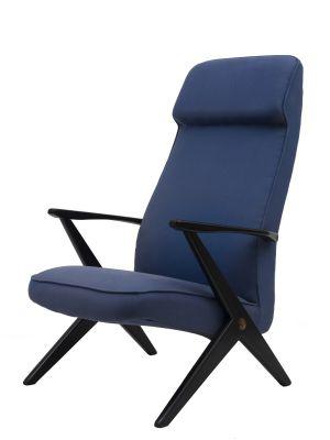 Blue Armchair - Design Furniture