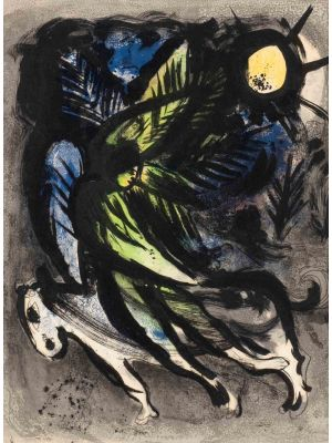 Marc Chagall - The Angel - Contemporary Art