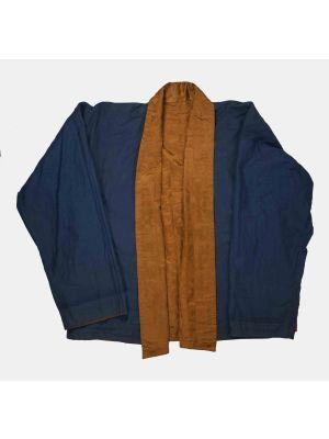 Vintage Blue Kimono Jacket