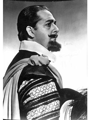 Giuseppe Valdengo Autographed Photograph