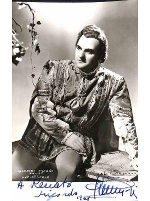 Gianni Poggi Original Photograph