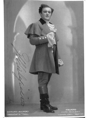 Giovanni Malipiero Original Photograph