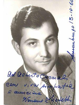 Veriano Luchetti Autographed Photograph