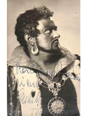 Carlos Maria Guichandut Autographed Photocard