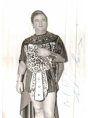 Charles James Craig Autographed Photograph