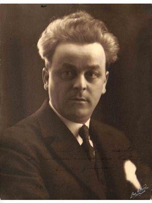 Emilio Ghirardini Autographed Photograph