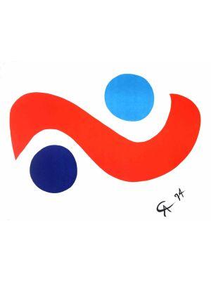 Alexander Calder - Skybird - Contemporary Art