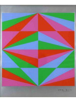 Max Bill - Geometric Composition - Contemporary Art