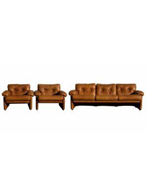 Coronado Set - Afra Bianchin and Tobia Scarpa - Vintage Design Furniture
