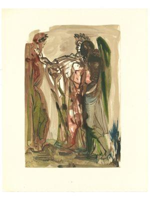 Salvador Dalì - The Proud One - Contemporary Art
