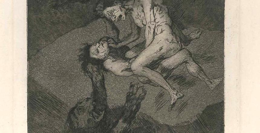 Goya: The Bravest Coward Of Art