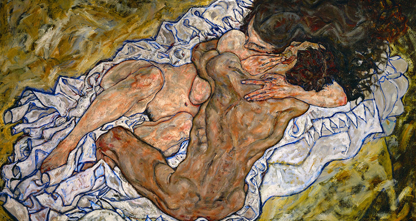 The Eros in Egon Schiele's Portraits