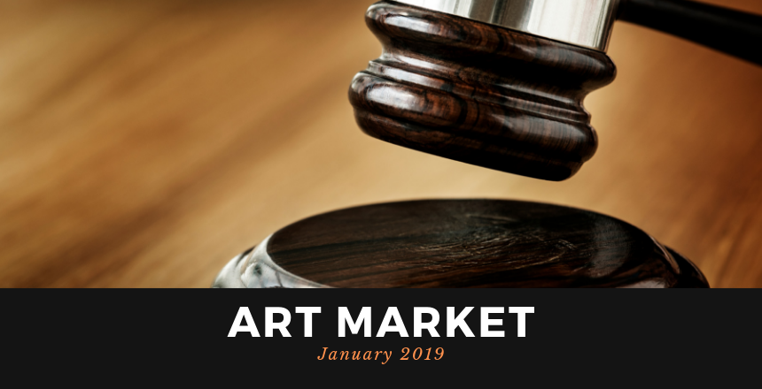 Art Market: January 2019