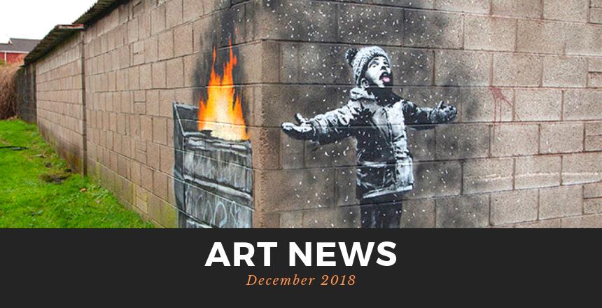 Art News December 2018!
