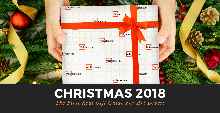 Christmas 2018: The First Real Gift Guide For Art Lovers