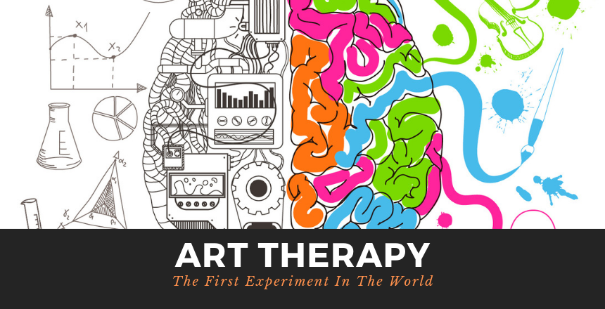 Art Therapy: The First Experiment In The World