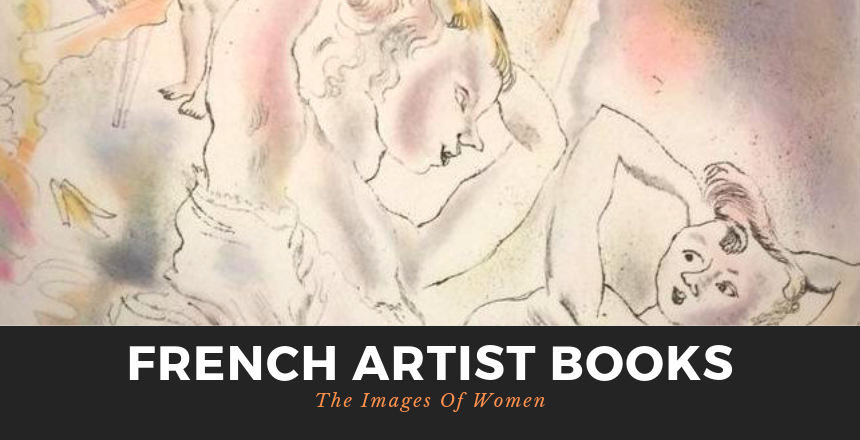 The Images Of Women In French Artists' Books