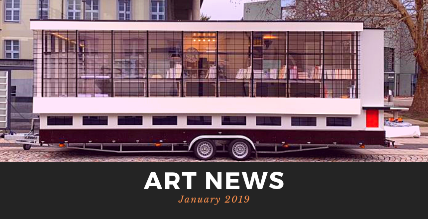 Art News January 2019