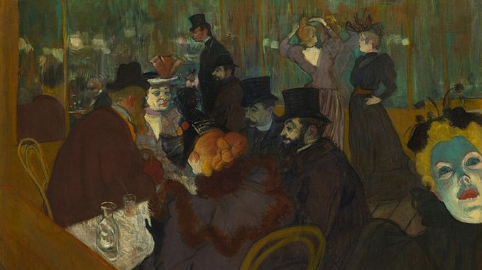 Toulouse Lautrec, Grand-father of Pop Art and Modern Advertisement?