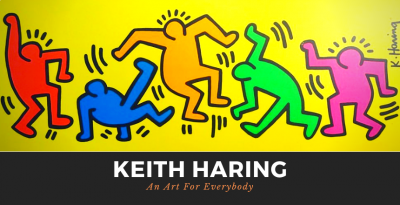 Keith Haring: An Art For Everybody