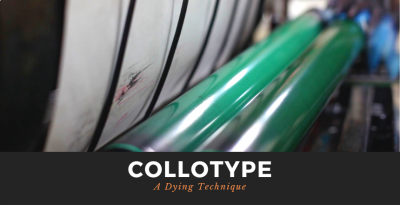 Collotype: A Dying Technique