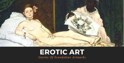 Erotic Art: Stories Of Scandalous Artworks