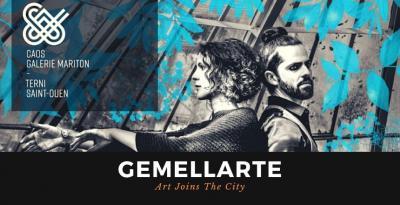 GemellArte, Art Joins The City