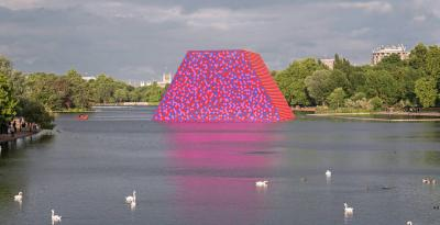 The London Mastaba: The Latest Marvel By Christo
